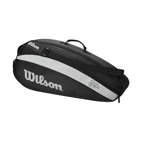 Wilson Federer Team 3 Pack 2020 Black