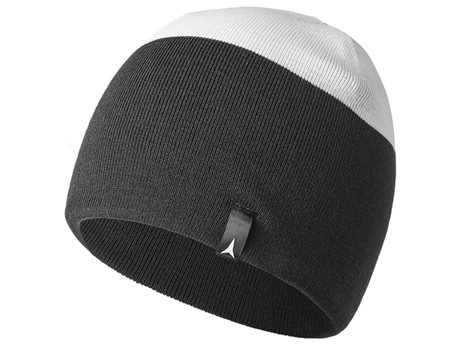 ATOMIC ALPS REVERSIBLE BEANIE Black/White
