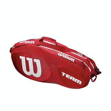 Produkt Wilson Team III 6 Pack Red