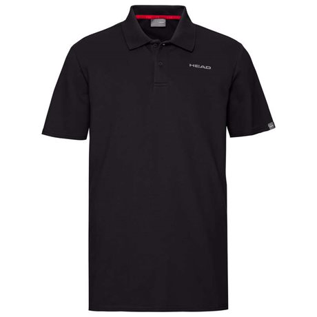 HEAD Club Björn Polo Shirt Men Black