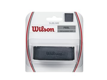 Produkt Wilson Sublime Grip Black 1ks
