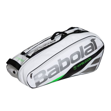 Babolat Pure Racket Holder X6 Wimbledon 2018