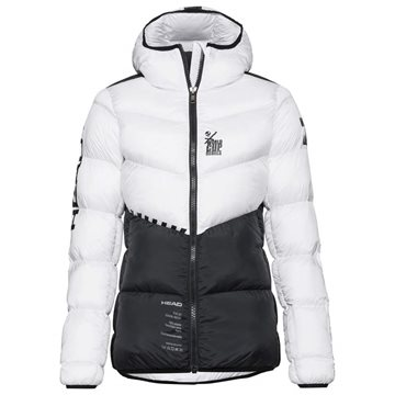 Produkt Head Rebels Star Jacket Women White/Black