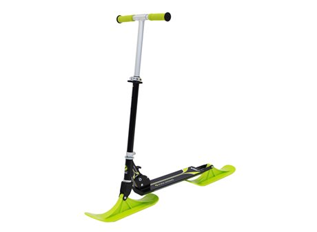 Scooter Stiga Snowkick Black/Lime