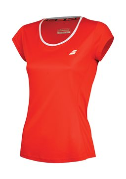 Produkt Babolat Flag Tee Girl Core Club Fluo Red