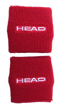 Produkt HEAD Wristband 2,5 Red