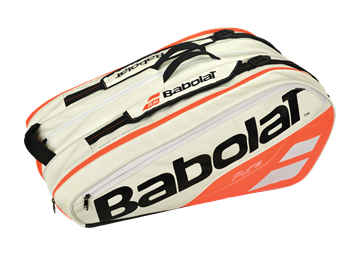 Produkt Babolat Pure Strike Racket Holder X12 White/Red 2018