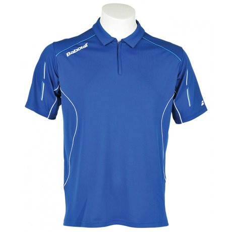 Babolat Polo Men Match Core Blue 2015