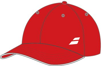 Produkt Babolat Cap Basic Red