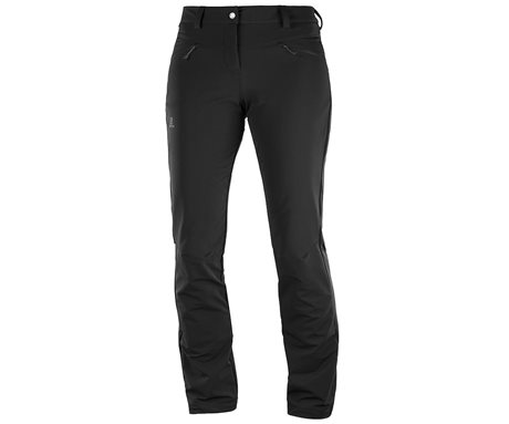 Salomon Wayfarer Warm Straight Pant W 403751