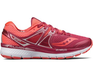 Produkt Saucony Triumph ISO 3 Berry/Coral