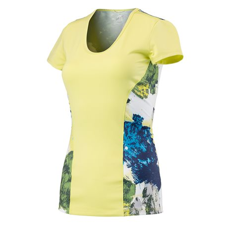 HEAD Vision Graphic Shirt Women Celery Green