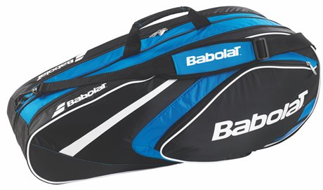 Babolat Club Line Racket Holder X6 Blue 2015