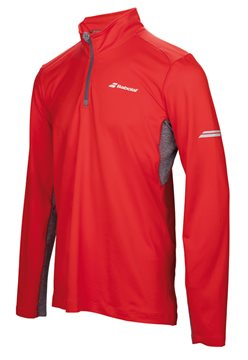 Produkt Babolat 1/2 Zip Men Core Red 2017