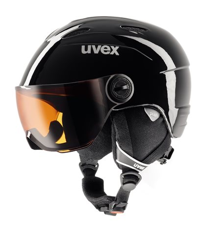 UVEX JUNIOR VISOR, black S566202200