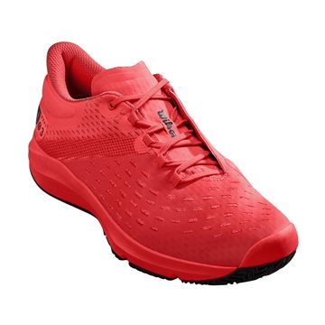 Produkt Wilson Kaos 3.0 Clay Men Infrared/Infrared/Black