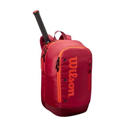 Wilson Tour Backpack Maroon 2021