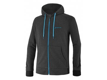 Produkt Babolat Exercise Hood Jacket Men Black Hthr