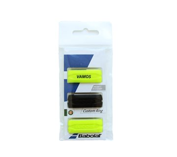 Produkt Babolat Custom Ring X3 Black&Yellow