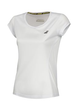 Produkt Babolat Flag Tee Women Core Club White 2018