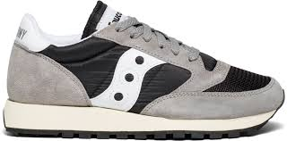 Saucony Jazz Original Vintage Grey/Black/White