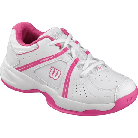 Wilson Envy Junior White/Pink