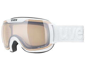 Produkt UVEX DOWNHILL 2000 S V white/mir silver vario clear S5504481030 20/21
