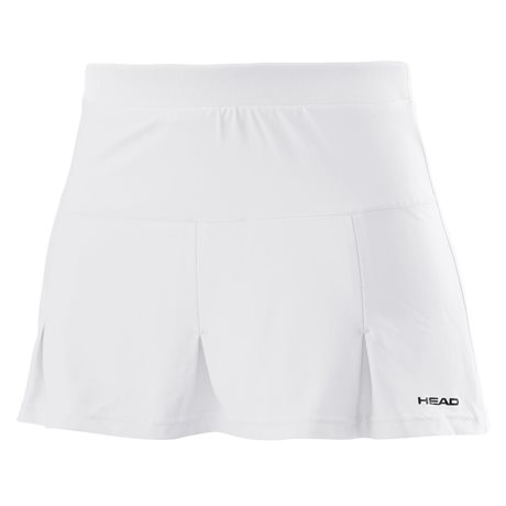 HEAD CLUB WOMEN - SKORT White