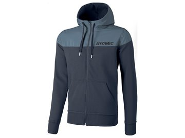 Produkt Atomic Alps FZ Hoodie Grey Blue
