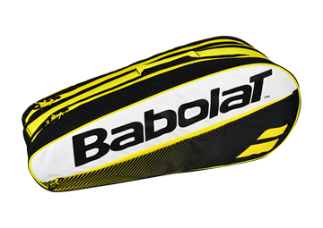 Produkt Babolat Club Classic Racket Holder X5 Yellow 2018