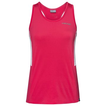 Produkt HEAD Club Tank Top Girl Magenta