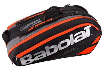 Produkt Babolat Pure Strike Racket Holder X12 Black 2017