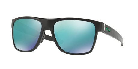 OAKLEY Crossrange XL Polished Black w/Jade Iridium