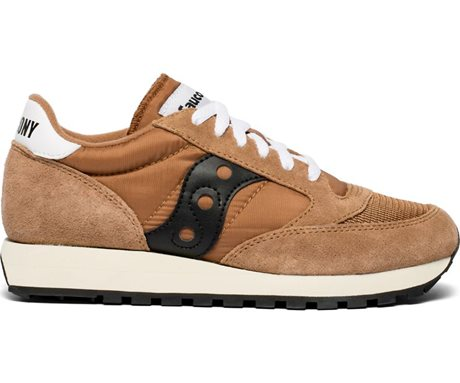 Saucony Jazz Original Vintage Brown/Black