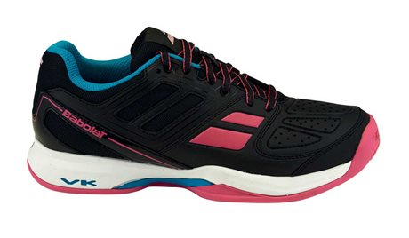 Babolat Pulsion Clay Women Grey/Pink