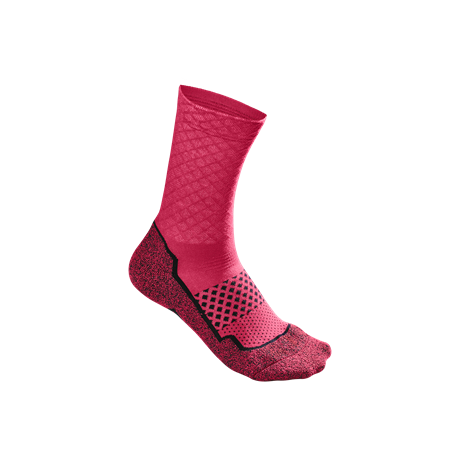 Wilson W Amplifeel Crew Sock Red