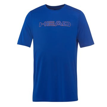 Produkt Head Basic Technical T-Shirt Boy Blue