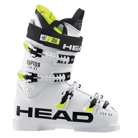 HEAD RAPTOR 120S RS WHITE 18/19