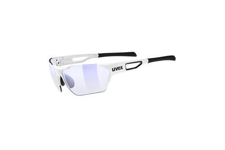UVEX SGL 202 RACE VARIO WHITE/BLUE