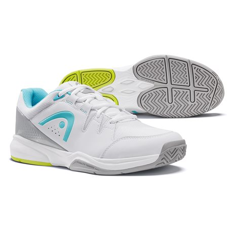 HEAD Brazer Women All Court White/Blue