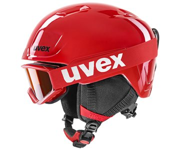 Produkt UVEX HEYYA SET red-black S56S251100 20/21