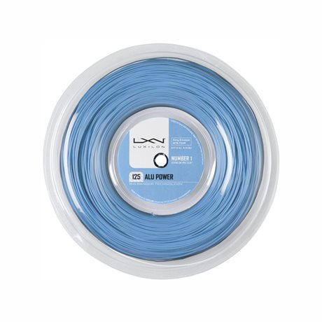 Luxilon Alu Power 220m 1,25 Ice Blue