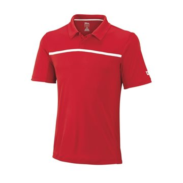 Produkt Wilson Team Polo Red