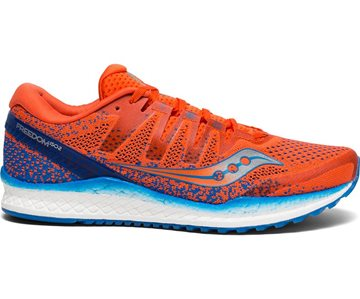 Produkt Saucony Freedom ISO 2 Orange/Blue