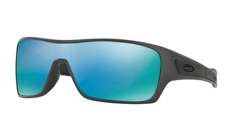 OAKLEY Turbine Rotor Steel w/ PRIZM Dp. Water Polarized