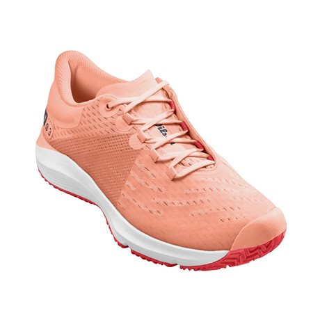 Wilson Kaos 3.0 All Court Women Tropical Peach/White/Cayenne