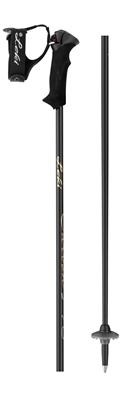 Leki Carbon 14 S Lady black/gold chrome 6406880 19/20