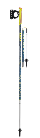 Leki Micro Trail TA blue/neonyellow/white 65025751 2020