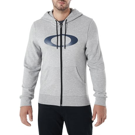 Oakley FZ Hoodie Granite Heather
