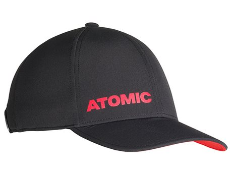 Atomic Alps Cap Black/Bright Red